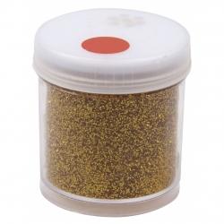 Riffelmacher Glitterpulver - 50 g Dose, gold