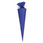 Goldbuch Bastelschultüte Buntkarton blau 70 cm 97825