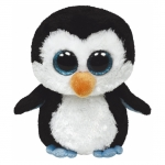 ty Beanie Boo 14 cm Pinguin Waddles