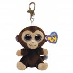 ty Beanie Boo Clips - 8,5 cm Affe Coconut