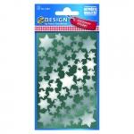 Avery Zweckform® Z-Design 52812, Weihnachtssticker, Sterne, 2 Bogen/96 Sticker