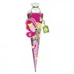 Roth Schultüte Bastelset Schmetterling Lilly - sechseckig, 80 cm