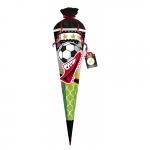 Roth Schultüte Bastelset Fußball Star - sechseckig, 80 cm