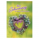 Kurt Eulzer Druck Geburtstagskarte midi - inkl. Umschlag 45-5166