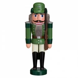 """Nussknacker """"Förster"""" grün ca. 27 cm"""