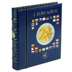 VISTA 2-EURO-Münzalbum inkl. 4 VISTA-Münzblättern