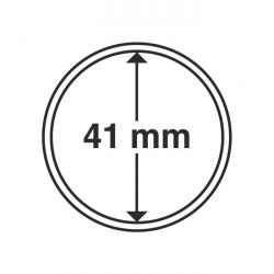 Münzkapseln Innendurchmesser 41 mm 10er-Pack