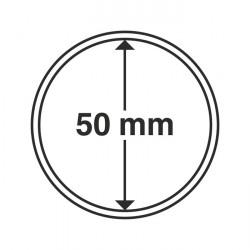 M�nzkapseln Innendurchmesser 50 mm 10er-Pack
