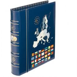 VISTA-Euro-Binder Classic, Rücken- u. Deckelprägung