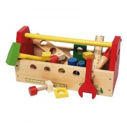 Werkzeugkasten - Holzspielzeug