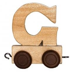 Buchstaben-Waggon G