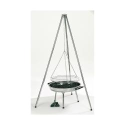 landmann dreibein schwenk grill edelstahl inkl 4 schaschliknadeln olshop. Black Bedroom Furniture Sets. Home Design Ideas
