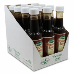 12er Pack Exzellent Worcester Sauce Dresdner Art (12 x 140 ml)