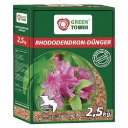 Greentower Rhododendrondünger GT Rhododendron Duenger 2.5 KG Pkt