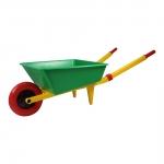 Schubkarre aus Kunststoff für Kinder