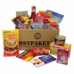 """Ostpaket """"Lebensmittel"""" mit 20 typischen Produkten der DDR"""