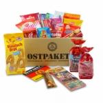 """Ostpaket """"Süße Verführung"""" mit 22 typischen Produkten der DDR"""
