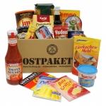 """Ostpaket """"Ostalgische Mahlzeit"""" mit 17 typischen Produkten der DDR"""