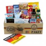 """Ostpaket """"Mini"""" mit 14 typischen Produkten der DDR"""