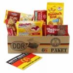 """Ostpaket """"Knusperpaket"""" mit 7 typischen Produkten der DDR"""