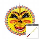 "Set Laterne ""Sonne klein"" inkl. 50 cm LED Laternenstab"