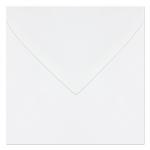 Weiße Umschläge für Geschenkkarten