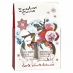 """3-tlg. Dresdner Essenz Geschenkset """"Zarte Winterträume"""""""