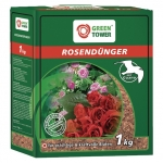 Greentower Rosendünger GT 1 KG Pkt