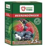 Greentower Beerendünger GT Beeren Duenger 2.5 KG Pkt