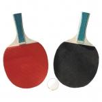 Brema Tischtennisset TT-SET 2SCHLAEGER+ 3XBAELLE 150827