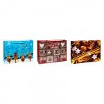 TSI 12er Pack Geschenktüten-Mix Shopper ca. 38 x 10 x 29 cm 15-3
