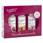 "3-tlg. Dresdner Essenz Geschenkset ""Verwöhnmomente"" (3 x 20 ml)"